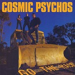 COSMIC PSYCHOS - GO THE HACK