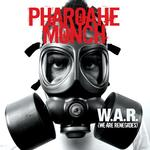 PHAROAHE MONCH, PHAROAHE MONCH - W.A.R. (WE ARE RENEGADES) (RED VINYL)