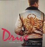 CLIFF MARTINEZ, SOUNDTRACK - DRIVE: OST-OCEAN BLUE VINYL