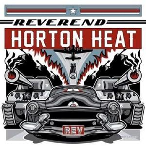 REVEREND HORTON HEAT - REV