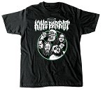 KING PARROT - DEAD SET LEGEND T-SHIRT - BLACK (XX-LARGE)