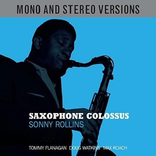 Off White Records: SONNY ROLLINS - SAXOPHONE COLOSSUS (MONO