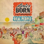 LYRICS BORN - REAL PEOPLE (VINYL)
