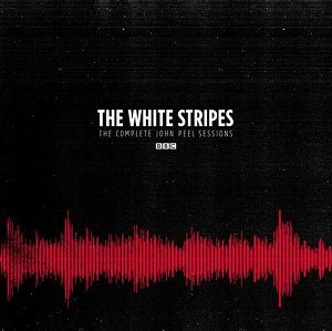 WHITE STRIPES, RSD 2016 - COMPLETE PEEL SESSIONS: BBC (LIMITED RED & WHITE COLOURED VINYL + DOWNLOAD CARD - FIRST EVER OFFICIAL RELEASE!)