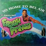 DJ JAZZY JEFF & FRESH PRINCE - YO HOME TO BEL AIR / PARENTS JUST DON'T UNDERSTAND (PINK VINYL)