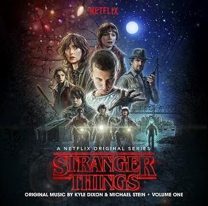 KYLE DIXON & MICHAEL STEIN, SOUNDTRACK - STRANGER THINGS: A NETFLIX ORIGINAL SERIES VOL. 1 (DIGIPAK)