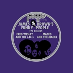 VARIOUS ARTISTS - JAMES BROWN'S FUNKY PEOPLE PART 1