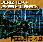 JAMES WILLIAMSON & DENIZ TEK - ACOUSTIC K.O