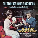 VARIOUS - HARD WORKIN' ~WEST COAST BIG BAND R&B GROOVES AND JAZZ JUMP