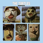 TURTLES - WOODEN HEAD