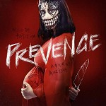 SOUNDTRACK, TOYDRUM - PREVENGE: ORIGINAL SOUNDTRACK (BLOOD RED COLOURED VINYL)