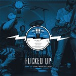 FUCKED UP - LIVE AT THIRD MAN RECORDS (VINYL)