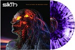 SIKTH - THE FUTURE IN WHOSE EYES? (LIMITED PURPLE SPLATTER COLOURED VINYL + MP3 DOWNLOAD)