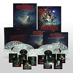 KYLE DIXON & MICHAEL STEIN - STRANGER THINGS: A NETFLIX ORIGINAL SERIES SEASON 1 DELUXE BOX SET (LIMITED COLOURED VINYL)