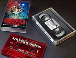 KYLE DIXON & MICHAEL STEIN, SOUNDTRACK - STRANGER THINGS: A NETFLIX ORIGINAL SERIES VOL. 1 - STRICTLY LIMITED CASSETTE