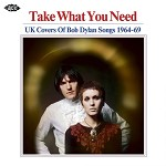 VARIOUS ARTISTS - TAKE WHAT YOU NEED