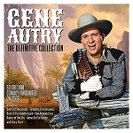 GENE AUTRY - DEFINITIVE COLLECTION