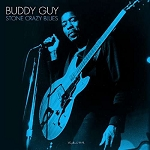 BUDDY GUY - STONE CRAZY BLUES (180G BLUE V