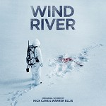 NICK CAVE & WARREN ELLIS, SOUNDTRACK - WIND RIVER: ORIGINAL SCORE (LIMITED WHITE SNOW COLOURED VINYL)