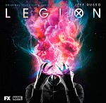 SOUNDTRACK, JEFF RUSSO - LEGION: ORIGINAL TELEVISION SERIES SOUNDTRACK (LIMITED TELEKINESES PINK COLOURED VINYL)