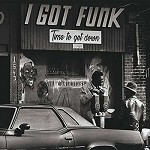VARIOUS ARTISTS - I GOT FUNK (VINYL)