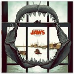 SOUNDTRACK, JOHN WILLIAMS (COMPOSER) - JAWS: MUSIC FROM THE MOTION PICTURE (VINYL)
