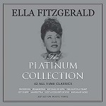 ELLA FITZGERALD - THE PLATINUM COLLECTION (WHITE