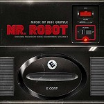 SOUNDTRACK, MAC QUAYLE - MR ROBOT: ORIGINAL TELEVISION SERIES SOUNDTRACK VOL 3 (LIMITED CLEAR WITH RED & WHITE COLOURED VINYL)