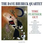 DAVE BRUBECK QUARTET - TIME FURTHER OUT (180G GREEN V