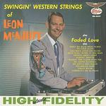 LEON MCAULIFF - SWINGIN' WESTERN STRINGS OF LEON MCAULIFF
