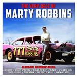 MARTY ROBBINS - VERY BEST OF