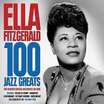 ELLA FITZGERALD - 100 JAZZ GREATS