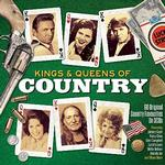 VARIOUS - KINGS & QUEENS OF COUNTRY