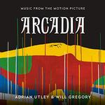 SOUNDTRACK, ADRIAN UTLEY, WILL GREGORY - ARCADIA: MUSIC FROM THE MOTION PICTURE (LIMITED TRANSLUCENT GREEN COLOURED VINYL)