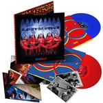 DEVO - TOTAL DEVO: 30TH ANNIVERSARY DELUXE - HAPPY SAD VERSION (TRANSPARENT BLUE & TRANSPARENT RED COLOURED VINYL)