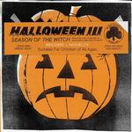 SOUNDTRACK, JOHN CARPENTER - HALLOWEEN III: SEASON OF THE WITCH - ORIGINAL SCORE (LIMITED GREEN & BLACK COLOURED VINYL)
