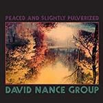 DAVID GROUP NANCE - PEACED AND SLIGHTLY PULVERISED (PURPLE VINYL)