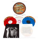 SMALL FACES - OGDENS NUT GONE FLAKE: 50TH ANNIVERSARY EDITION (LIMITED RED, WHITE & BLUE COLOURED VINYL)