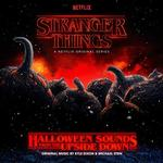 KYLE DIXON & MICHAEL STEIN, SOUNDTRACK - STRANGER THINGS: HALLOWEEN SOUNDS FROM THE UPSIDE DOWN (A NETFLIX ORIGINAL SERIES SOUNDTRACK) (LIMITED PUMPKIN ORANGE COLOURED VINYL)