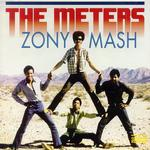 THE METERS - ZONY MASH (BLUE VINYL)