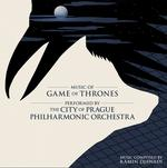 SOUNDTRACK, CITY OF PRAGUE PHILHARMONIC ORCHESTRA, RAMIN DJAWADI - GAME OF THRONES SYMPHONY: MUSIC OF GAME OF THRONES (VINYL)