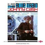 JOHNNY CASH - ALL ABOARD THE BLUE TRAIN (LTD COLOURED VINYL)