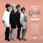 VARIOUS ARTISTS - WHERE THE GIRLS ARE VOL 10