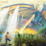 MOUNTAIN GOATS - IN LEAGUE WITH DRAGONS (YELLOW & GREEN MARBLED VINYL)