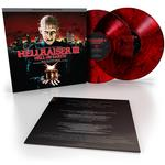 SOUNDTRACK, RANDY MILLER - HELLRAISER III HELL ON EARTH: ORIGINAL MOTION PICTURE SOUNDTRACK (BLOOD RED & BLACK SMOKE COLOURED VINYL)