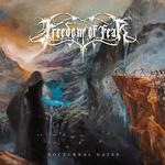 FREEDOM OF FEAR - NOCTURNAL GATES (LIMITED BLACK SMOKE COLOURED VINYL)