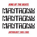 MANTRONIX - KING OF THE BEATS (ANTHOLOGY 1985-1988) (LTD RED & WHITE VINYL)
