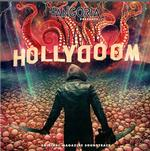 SOUNDTRACK - FANGORIA PRESENTS: HOLLYDOOM - ORIGINAL MAGAZINE SOUNDTRACK (LIMITED TRANSPARENT ORANGE COLOURED VINYL)