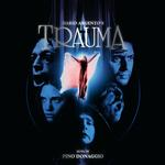 SOUNDTRACK, PINO DONAGGIO - TRAUMA: ORIGINAL MOTION PICTURE SOUNDTRACK (LIMITED RED COLOURED VINYL)