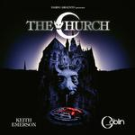SOUNDTRACK, GOBLIN (ITA), KEITH EMERSON - CHURCH: ORIGINAL MOTION PICTURE SOUNDTRACK (LIMITED BLUE COLOURED VINYL)